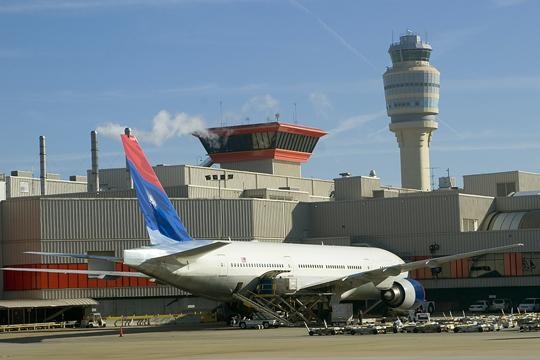 Hartsfield-Jackson International Airport in Atlanta, Georgia